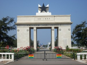 Independence-Arch-Accra-Ghana